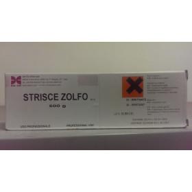 Strisce Zolfo (Conf. da 500gr.)