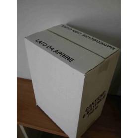 * Scatola bianca  Bordolese Europea anonima  da 12 Bott. H.315 mm (conf. 20 pz)