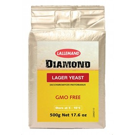 DIAMOND LAGER  500 gr LALLEMAND
