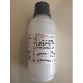 GIBERTINI LATTE DI CALCE (Soluzione al 12%) - FLACONE DA 250 ml
