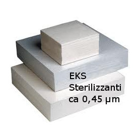 * EKS -0,45 µm-  Strati Seitz cm (40x40) conf. 25 strati)