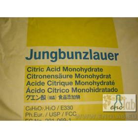 *Acido Citrico  produzione EUROPEA (sacco  da 25 kg)