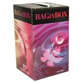 BAG IN BOX  10 Lt  (Bag in Box)Sacco+cartone+rubinetto+maniglia