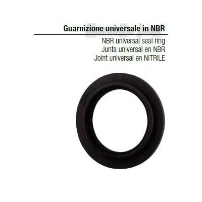 Guarnizione Universale per raccordo a mors. NBR antiolio DN 80
