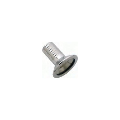 Portagomma di Riduzione a morsetto o garolla  DN 70x60