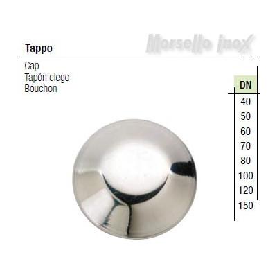 Tappo A Morsetto Dn. 120