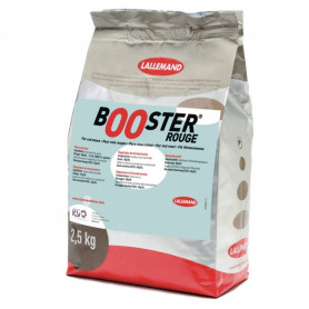 BOOSTER ROUGE (4x2,5Kg)