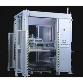 OMA Depalblock 2000Depaletizzatore automatico ad aste gonfiabili
