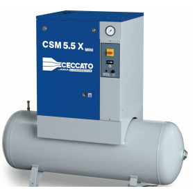 Compressore a vite velocità fissa CSM 3-20